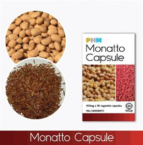 Monatto (30 Vegetable Capsules)